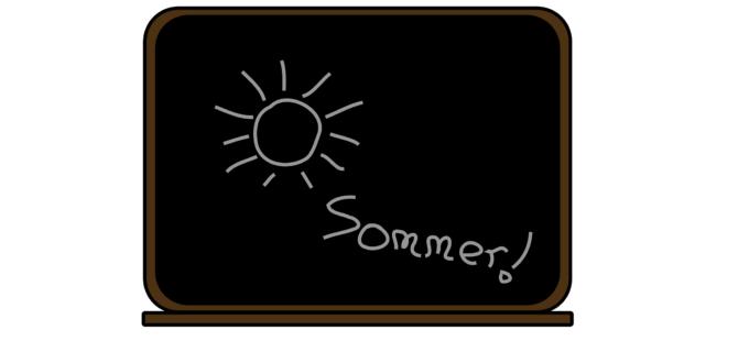 Schöne Sommerferien!